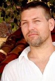Author photo. Berry Verhoef