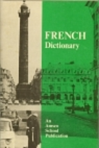 The new college French & English dictionary…