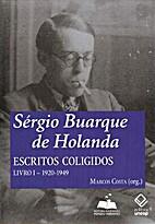 SÉRGIO BUARQUE DE HOLANDA: ESCRITOS…