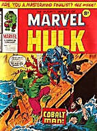 The Mighty World of Marvel # 182