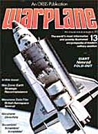Warplane Volume 2 Issue 13 by Stan Morse
