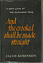 And the crooked shall be made straight by…