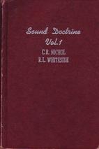 Sound Doctrine (5-volume set) by Charles…