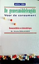 De geneesmiddelengids voor de consument:…