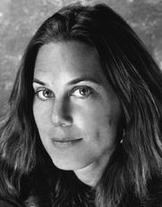 Author photo. Kate Christensen