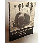 Coney Island beach people by Harry Lapow