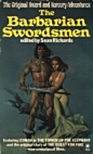 The Barbarian Swordsmen by Sean Richards