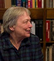 Author photo. Professor Sherry H. Olson
