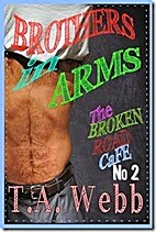 Brothers in Arms (The Broken Road Cafe #2)…