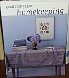Good Things for Homekeeping
