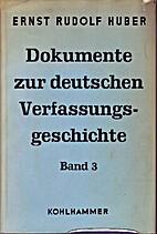 Dokumente zur deutschen…