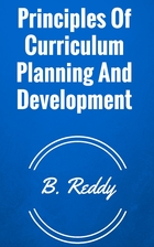 PRINCIPLES OF CURRICULUM PLANNING AND…
