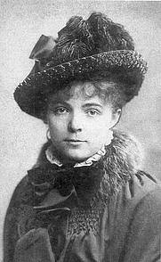 Author photo. Marie Bashkirtseff