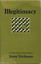 Illegitimacy: An Examination of Bastardy by…