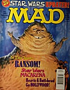 Mad Magazine #354 February 1997 Star Wars…