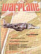 Warplane Volume 2 Issue 16 by Stan Morse