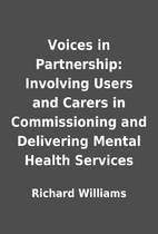 Voices in Partnership: Involving Users and…