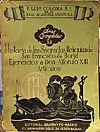 Historia de las sagradas reliquias de San…