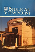 Biblical Viewpoint: Focus on Numbers by BJU…
