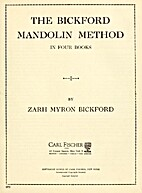 The Bickford mandolin method in four books…