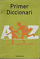 Primer diccionari
