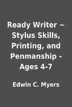 Ready Writer ~ Stylus Skills, Printing, and…