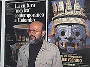 Author photo. Eduardo Matos Moctezuma