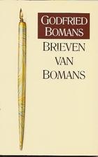 Brieven van Bomans by Godfried Bomans