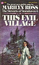 This Evil Village by Marilyn Ross
