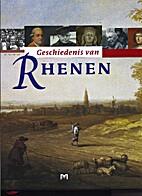 Geschiedenis van Rhenen by Jan Vredenberg