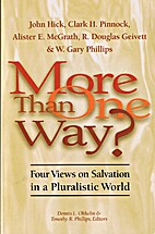 More than one way? by Clark H. Pinnock