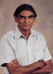 Author photo. T.N. Krishnamurti [credit: UCAR]