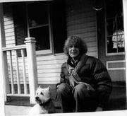 Author photo. Judi Barrett