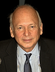 "Author photo. ""Jeff Madrick BBF 2010 Shankbone"" by flickr user David Shankbone"
