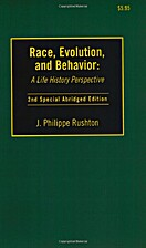 Race, Evolution, and Behavior: a Life…