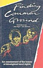Finding common ground : an assessment of the…