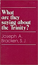What are they saying about the Trinity? by…