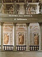 Il Teatro all'Antica di Sabbioneta