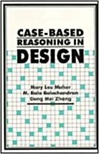 Case-Based Reasoning in Design by Mary Lou…