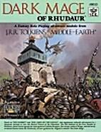 Dark Mage of Rhudaur by Jeffrey McKeage