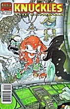 Knuckles the Echidna #19 by Justin Gabrie