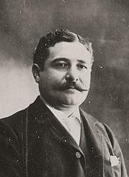Author photo. Charles Gerschel (1871-1930)