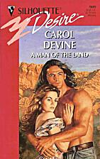 Man Of The Land by Carol Devine