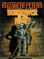 Borrower of the Night by Elizabeth Peters