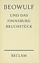 Beowulf und das Finnsburg-Bruchstück