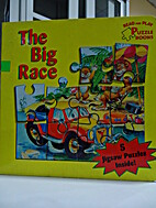 The Big Race (Read-And-Play Puzzle Books) by…