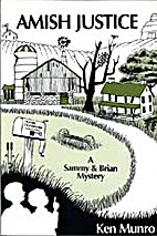 Amish Justice (Sammy and Brian Mystery Ser)…