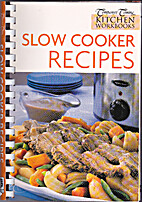 Slow Cooker Recipes by Jean Pare