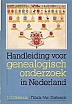 Handleiding voor genealogisch onderzoek in…