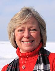 Author photo. Susie Dunham, publicity photo